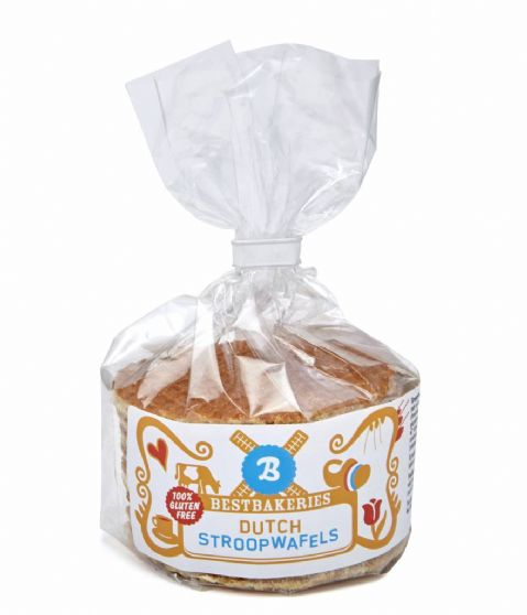 Gluten Free Caramel Wafers  Dutch Waffles Biscuits Stroopwafels Daelmans Best Bakeries 240g